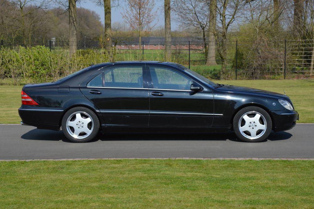 Classic park cars mercedes benz s 63 amg w220 for Mercedes benz winter park